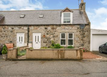 Thumbnail 3 bed end terrace house for sale in Old Rayne, Insch