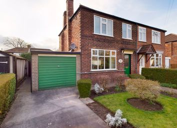 Thumbnail 3 bed semi-detached house for sale in Redesmere Park, Flixton, Trafford