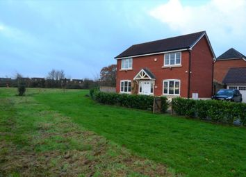 Thumbnail 3 bed detached house for sale in Rosa Way, Bridgwater, Somerset