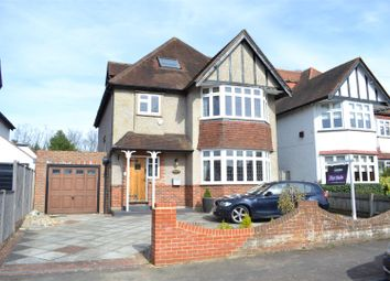 Thumbnail 5 bed detached house for sale in Links Road, Epsom