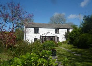 Thumbnail 2 bed detached house for sale in Scorrier, Redruth, Cornwall
