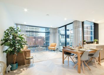 Thumbnail 2 bed flat to rent in Principal Tower, Principal Place, Shoreditch