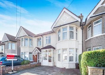 Thumbnail 4 bedroom terraced house for sale in Meldrum Road, Goodmayes, Ilford