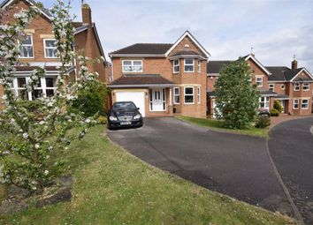 Thumbnail 4 bed detached house for sale in Arkwright Avenue, Belper
