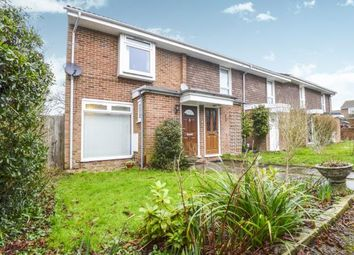 Thumbnail 3 bed end terrace house for sale in Lakeside, Redhill, Surrey