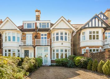 Thumbnail 5 bed semi-detached house for sale in Lonsdale Road, Barnes