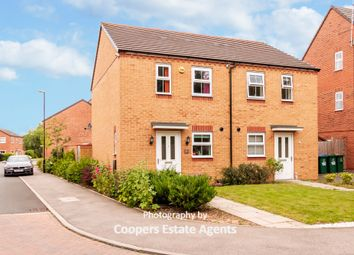 2 bed semi-detached house for sale in Cherry Tree Drive, Coventry CV4