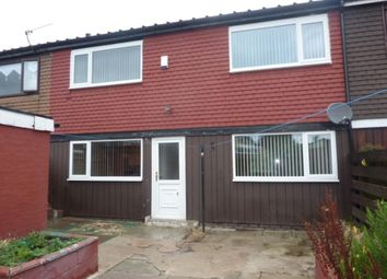 Thumbnail 3 bed terraced house to rent in Tongbarn, Chapel House, Skelmersdale