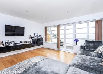 Thumbnail 3 bed flat for sale in Ashley Lane, London