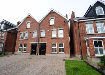 Thumbnail 4 bedroom semi-detached house for sale in Clonallon Square, Belmont, Belfast