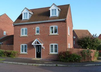 Thumbnail 4 bedroom detached house to rent in St. Mellion Drive, Grantham