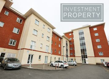 Thumbnail 1 bed flat for sale in Soudrey Way, Cardiff