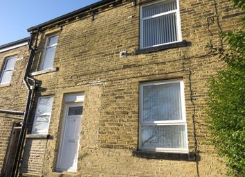 Thumbnail 2 bed terraced house for sale in Quarry Street, Heaton, Bradford