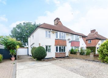 Thumbnail 4 bed semi-detached house to rent in New Malden, New Malden