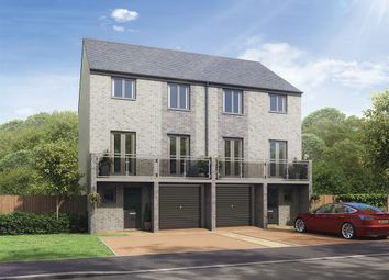 "Thumbnail 3 bedroom semi-detached house for sale in ""The Winchester"" at Whinney Hill, Durham"