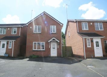 Thumbnail 3 bed detached house for sale in Edwinstowe Close, Brierley Hill