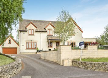 Thumbnail 5 bed detached house for sale in Chavenage Lane, Tetbury
