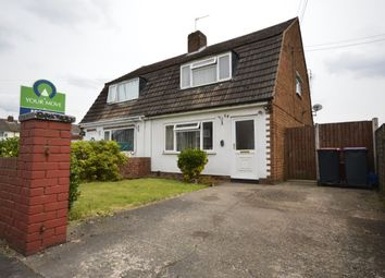 Thumbnail 3 bedroom semi-detached house for sale in Preston Grove, Trench, Telford