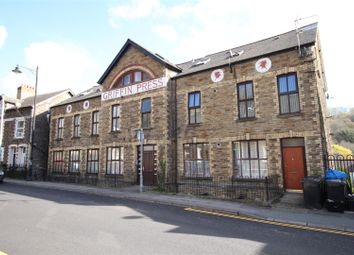 Thumbnail 2 bed flat for sale in Griffin Court, Osborne Road, Pontypool