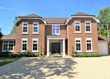 Thumbnail 4 bed detached house for sale in Barrs Avenue, New Milton