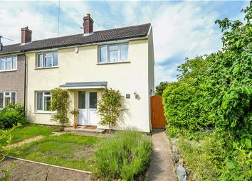 Thumbnail 3 bedroom semi-detached house for sale in Evans Way, Sawston, Cambridge