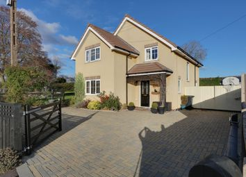 Thumbnail 4 bed detached house for sale in Netherend, Woolaston, Lydney, Gloucestershire