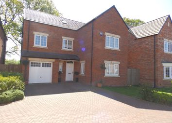 Thumbnail 5 bed detached house to rent in Bursary Court, Dringhouses, York