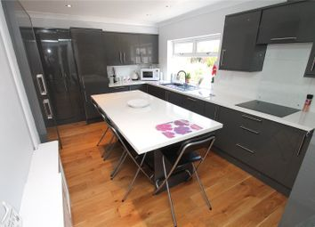 Thumbnail 4 bed detached house for sale in Pepys Close, Northfleet, Kent