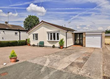 Thumbnail 3 bed detached bungalow for sale in Ashgrove, Llanellen, Abergavenny