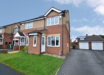 Thumbnail Semi-detached house for sale in Markington Place, Leeds