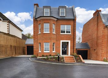 Thumbnail 5 bed detached house for sale in Stableford Close, Sanderstead, South Croydon