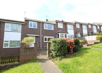 Thumbnail 3 bed terraced house to rent in Stoneleigh Close, Macclesfield