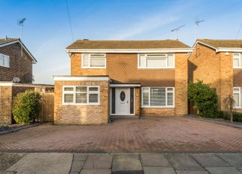 Thumbnail 4 bed detached house for sale in Spring Walk, Seasalter, Whitstable