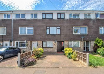 Thumbnail 4 bedroom terraced house for sale in Manners Way, Southend-On-Sea