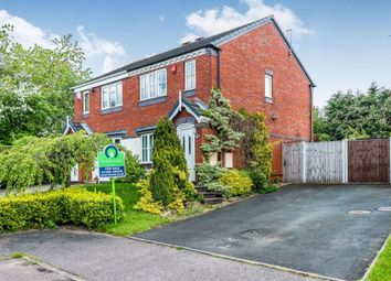 Thumbnail 3 bedroom semi-detached house to rent in St. Catherines Close, Dudley