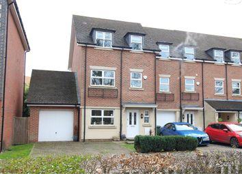 Thumbnail 4 bed semi-detached house for sale in Elder Crescent, Lindford, Bordon