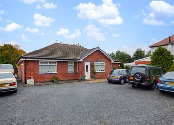 Thumbnail 4 bedroom detached bungalow for sale in Division Lane, Blackpool, Lancashire