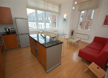 Thumbnail 2 bed flat to rent in Princess Street, Manchester