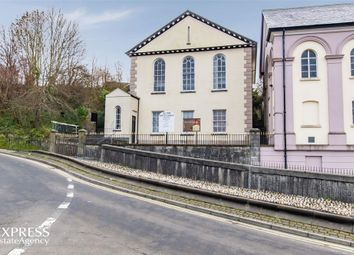 Thumbnail 3 bed detached house for sale in Prendergast, Haverfordwest, Pembrokeshire