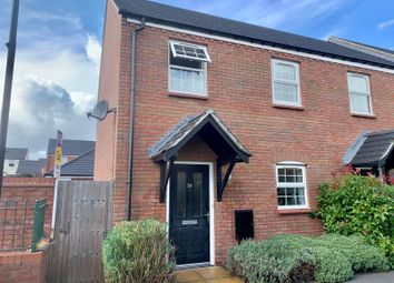 Thumbnail 2 bed end terrace house for sale in Bran Rose Way, Holmer, Hereford