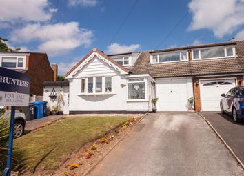 3 bed semi-detached house for sale in Wheatcroft Close, Burntwood WS7