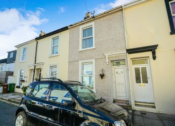 Thumbnail 2 bed terraced house for sale in Wesley Place, Peverell, Plymouth