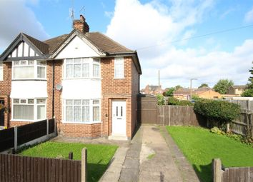 Thumbnail 3 bed semi-detached house for sale in Langley Avenue, Arnold, Nottingham