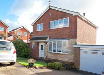 Thumbnail 4 bed detached house for sale in Spode Grove, Clayton, Newcastle-Under-Lyme