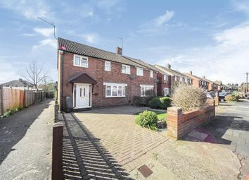 Thumbnail 3 bed semi-detached house for sale in Ravensthorpe, Luton