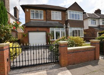 Thumbnail 4 bed detached house for sale in Childwall Park Avenue, Childwall, Liverpool