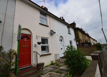 Thumbnail 2 bed terraced house to rent in Pettits Row, Ospringe Road, Faversham