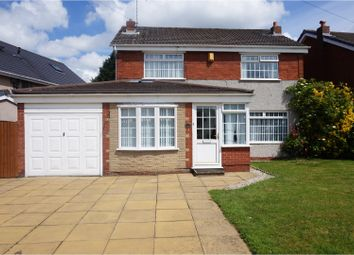 Thumbnail 4 bed detached house for sale in Teynham Avenue, Knowsley