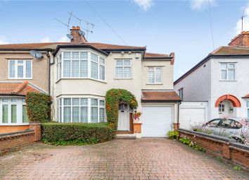Thumbnail 5 bed semi-detached house for sale in Ingrebourne Gardens, Upminster