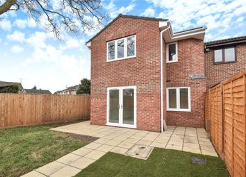 Thumbnail 3 bed end terrace house for sale in Avocet Crescent, College Town, Sandhurst, Berkshire